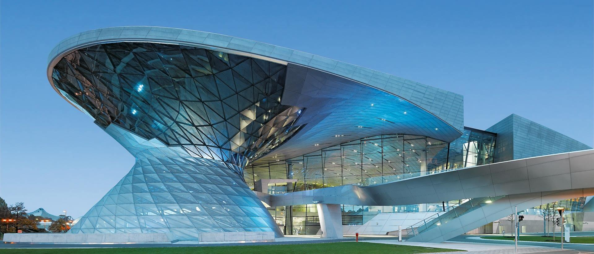 BMW Welt Project Cover